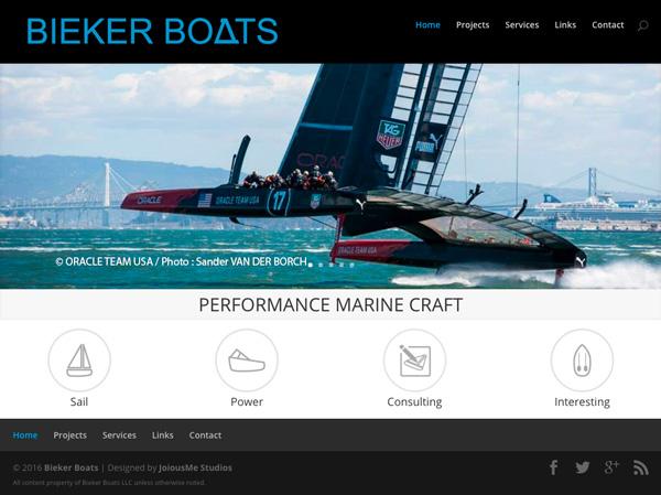 Bieker Boats
