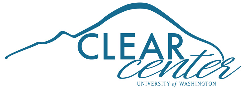 Clear Center Logo