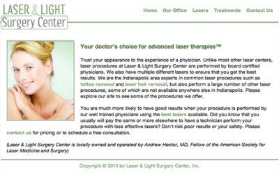 Laser & Light Surgery Center